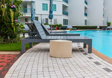 pavers over concrete pool deck)