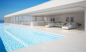 Pool Concrete Deck